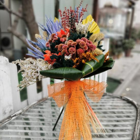 Kuru Çiçek Buketi 1