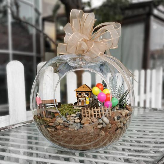 Elma Camda Teraryum Balonlar