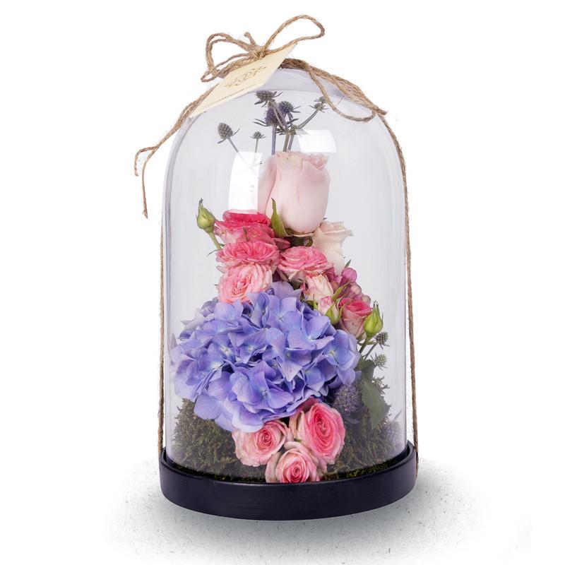 Fanusta Güller ve Ortancalar