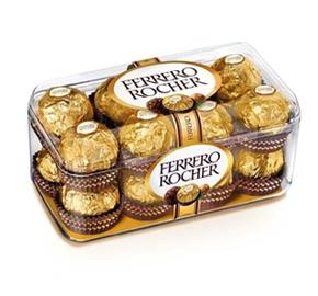 Ferrero Rocher Çikolata