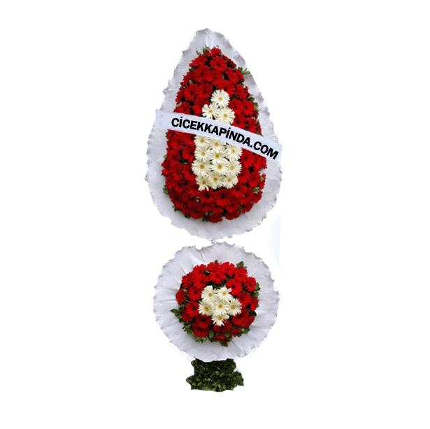 Kırmızı Düğün Açılış Nikah Töreni Çelenk