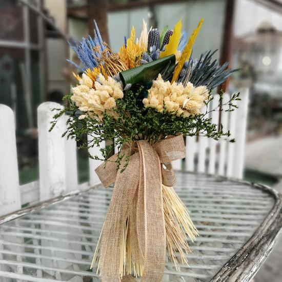 Kuru çiçek buketi 2