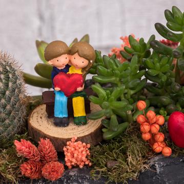 Geleceğim Minyatür Bahçe